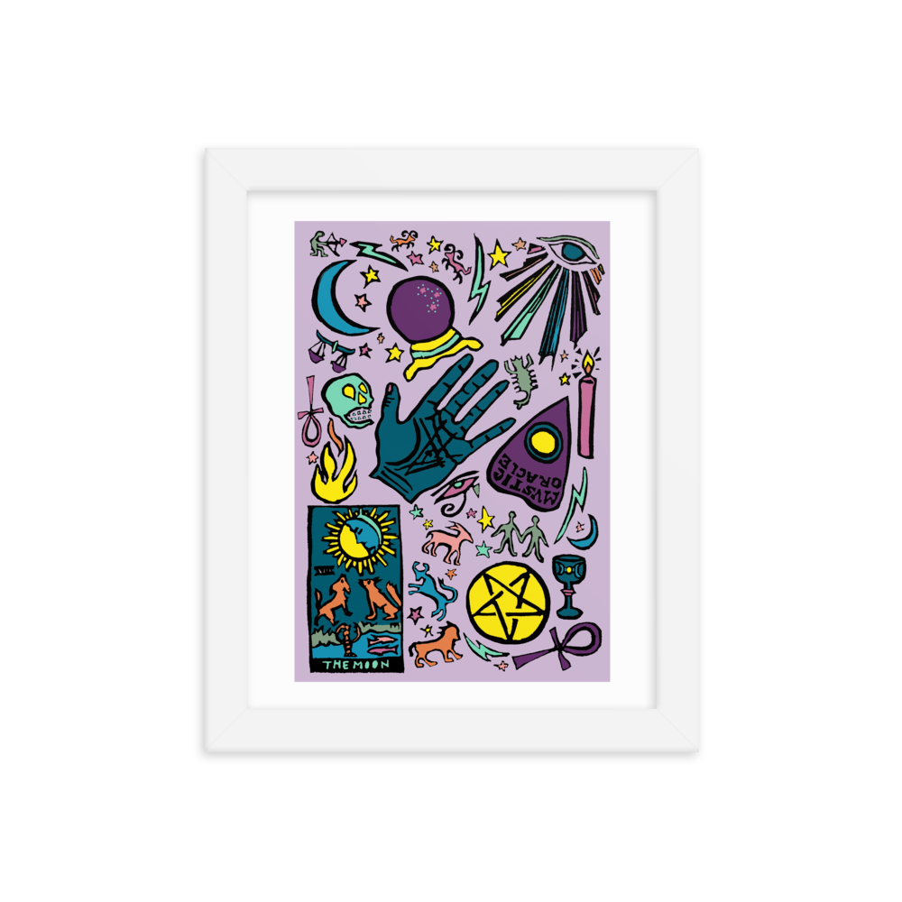 The Magic Spell You Cast Framed Art Prints