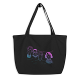 Mount Bushmore Large Eco Tote Bag