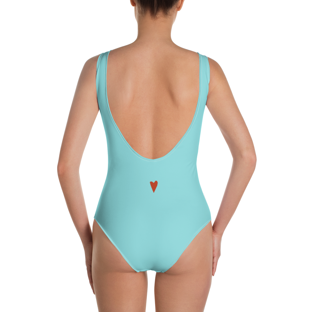 Hella Grown One-Piece Swimsuit