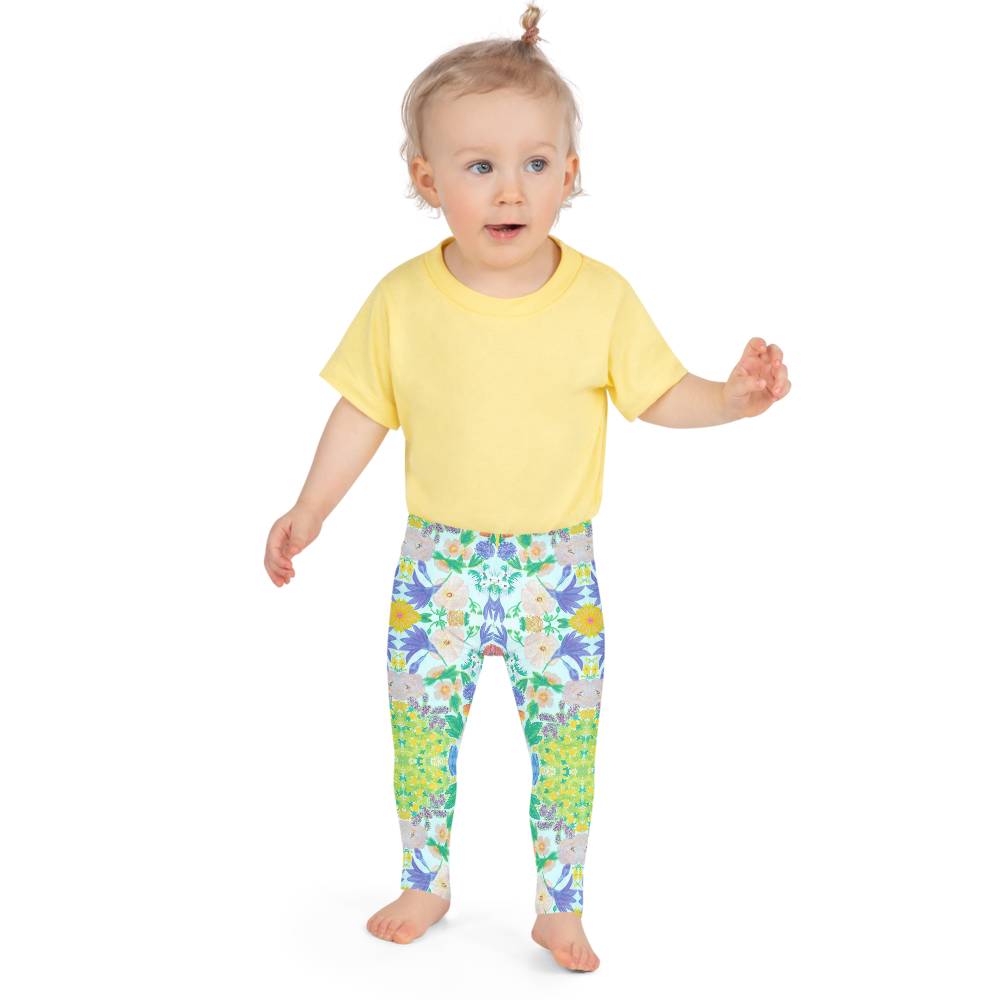 Garden for the Enlightenment Kid's Leggings