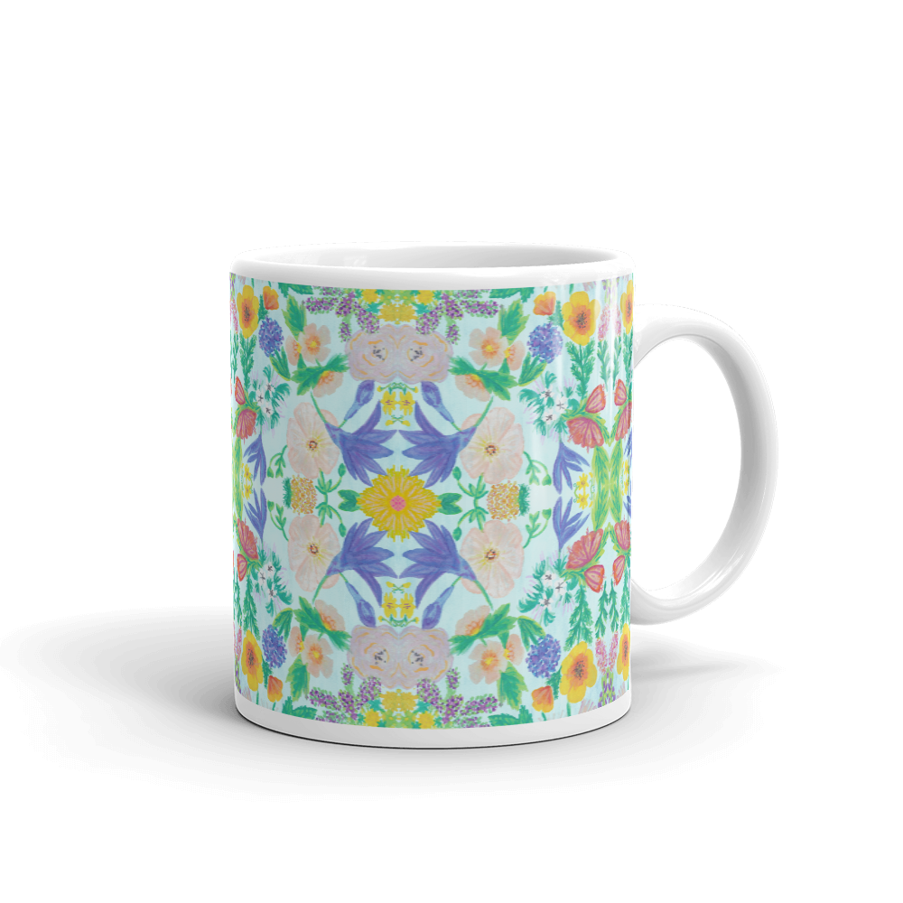 Garden for the Enlightenment Mug