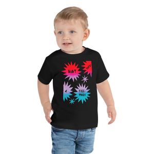 Baby You're A Firework Toddler Short Sleeve Tee