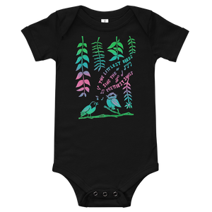 The Littlest Birds Sing The Prettiest Songs Onesie