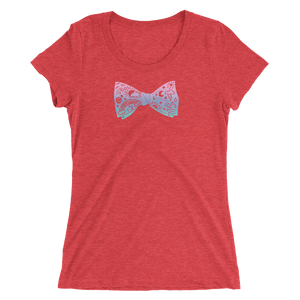 Astral Bow Tie Adult Short Sleeve Tee
