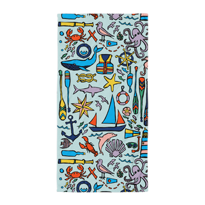 Nautical Drifts Towel
