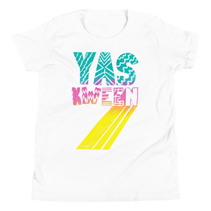 Yas Kween Youth Short Sleeve Tee