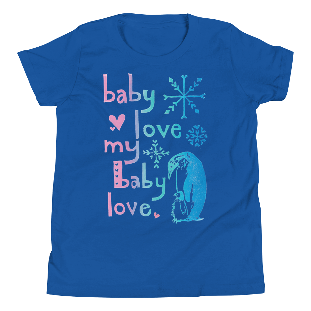 Baby Love My Baby Love Youth Short Sleeve Tee