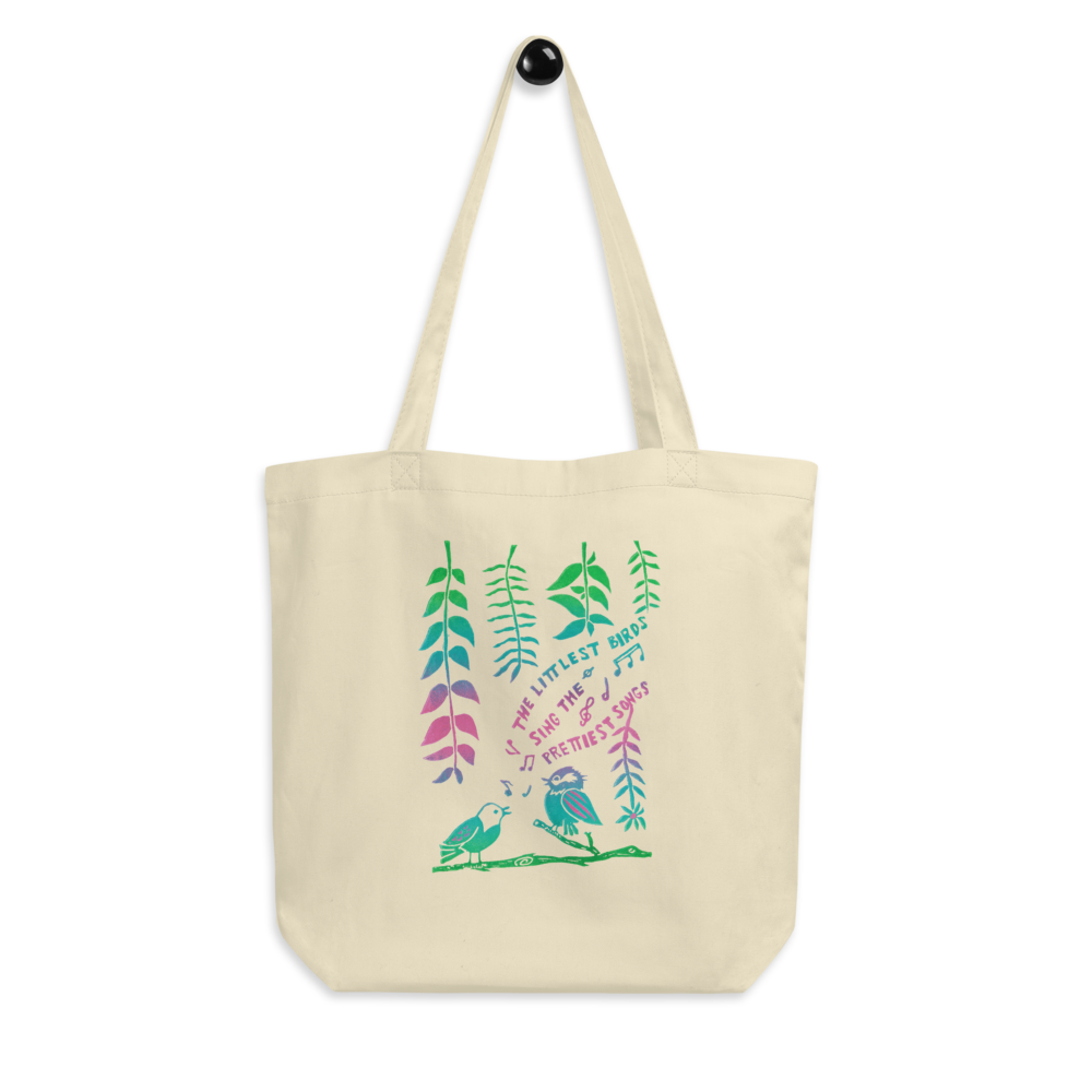 The Littlest Birds Eco Tote Bag