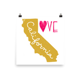 California Love Art Prints