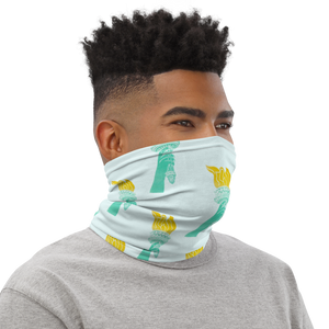 Rise Up With Fists!! Neck Gaiter