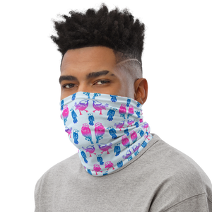 Three Little Birds Neck Gaiter