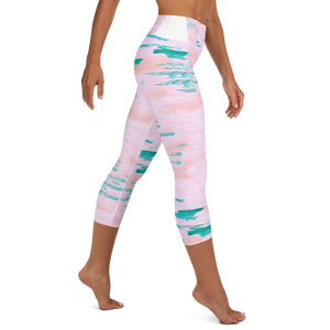 La Loose Yoga Capri Leggings
