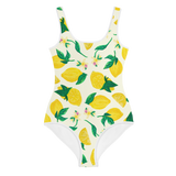 Citrus Blossom Youth Swimsuit