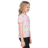 Flamingo Rays Kids T-Shirt