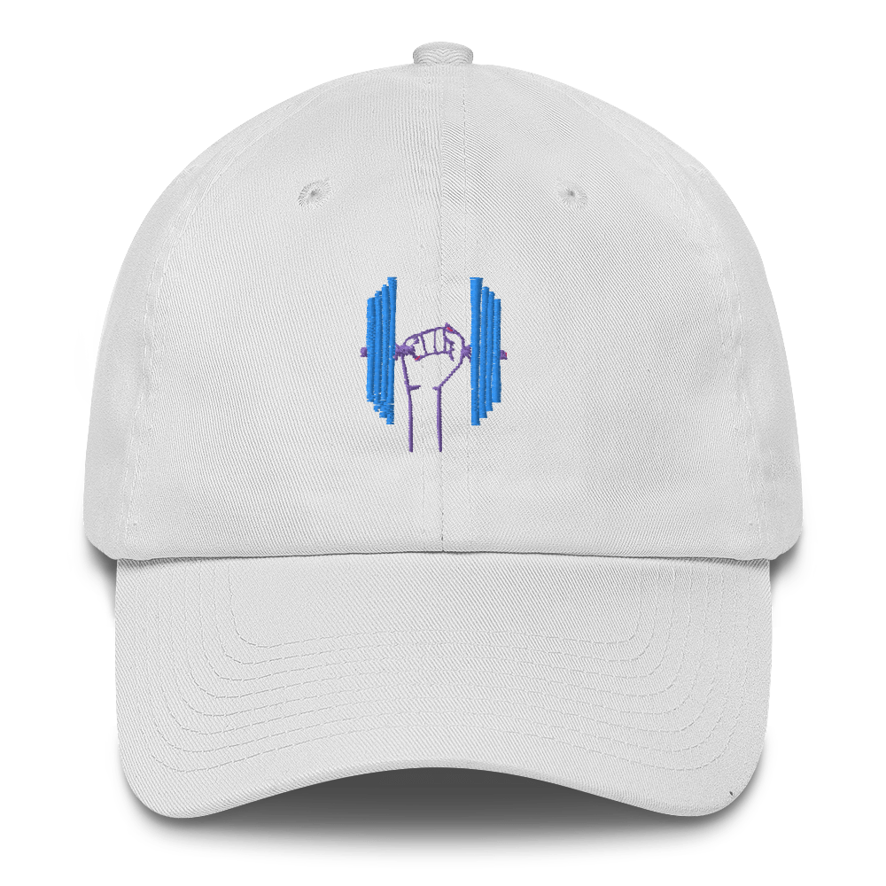 Strong As Hell Cotton Cap