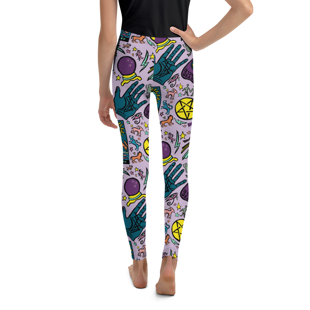 The Magic Spell You Cast Youth Leggings