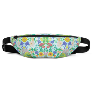Garden for the Enlightenment Fanny Pack