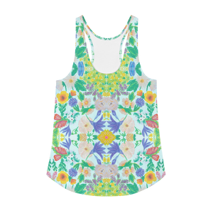Garden for the Enlightenment Racerback Tank