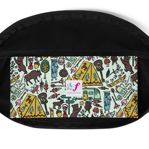 Whimsical Wilderness Fanny Pack