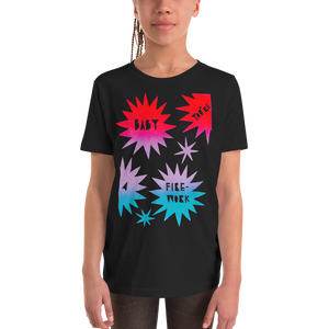 Baby You're A Firework Youth Short Sleeve Tee