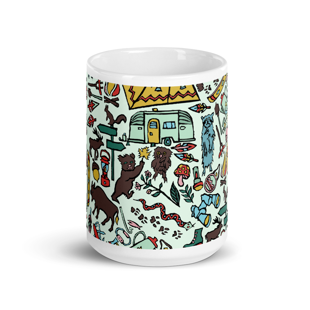 Whimsical Wilderness Mug