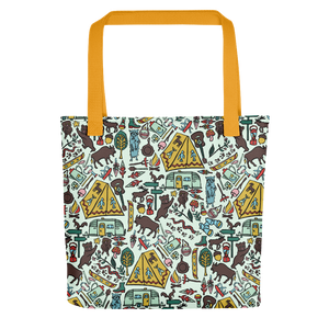 Whimsical Wilderness Tote Bag