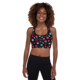 Own The Night Padded Sports Bra