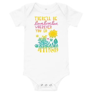 There'll Be Love Love Love Onesie