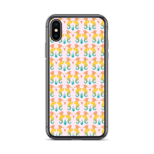 Royal Seahorse iPhone Case