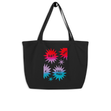 Baby You're A Firework Large Eco Tote Bag
