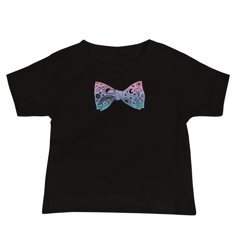 Astral Bow Tie Baby Short Sleeve Tee