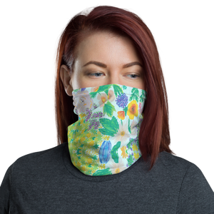Garden for the Enlightenment Neck Gaiter