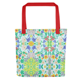 Garden for the Enlightenment Tote Bag