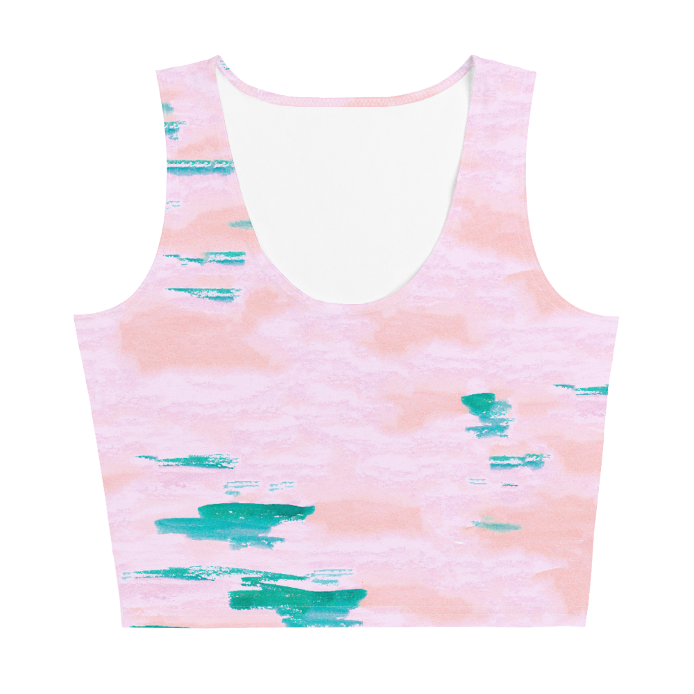 La Loose Crop Top