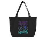 You Remind Me Of Home Large Eco Tote bag