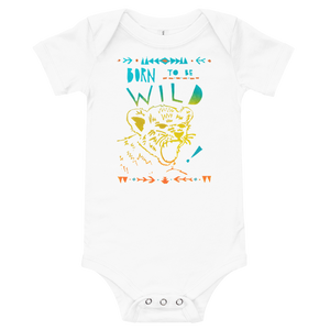 Born To Be Wild Onesie