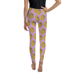 Lion Pride Youth Leggings