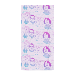 Mount Bushmore Towel