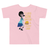 I Like Big Butts & I Cannot Lie Toddler Short Sleeve Tee