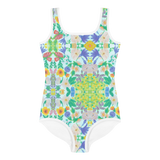 Garden for the Enlightenment Kids Swimsuit