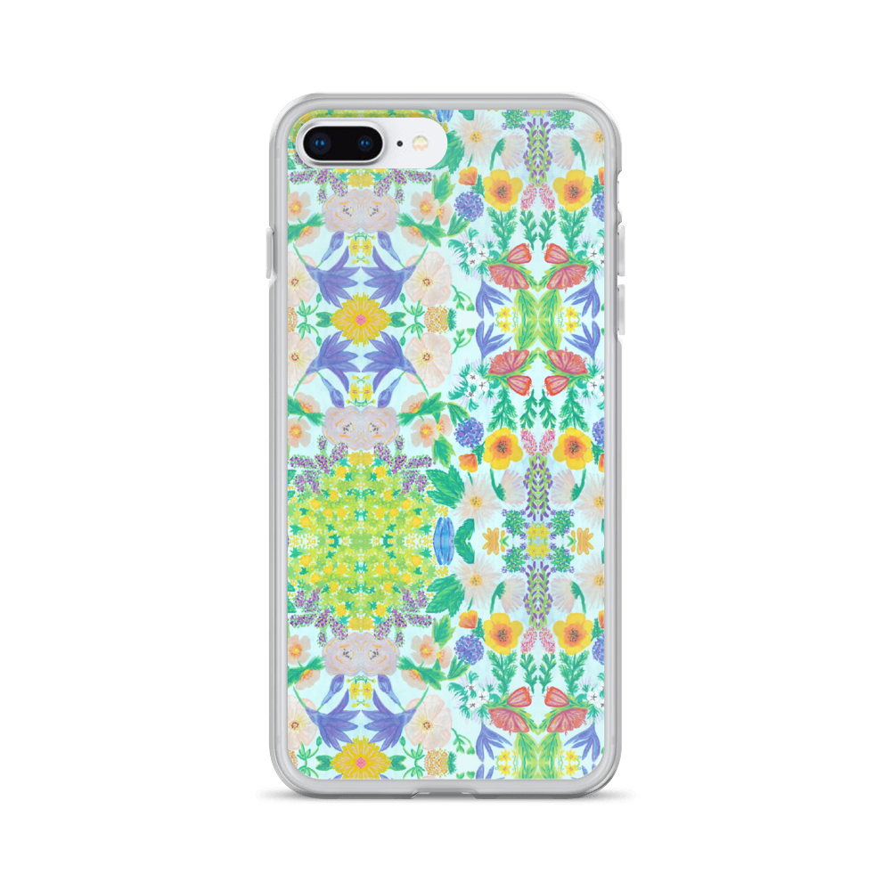 Garden for the Enlightenment iPhone Case