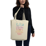 Hello Is It Me You're Looking For Eco Tote Bag