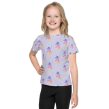 Happy Happy Joy Joy Donkey Piñata Kids T-Shirt