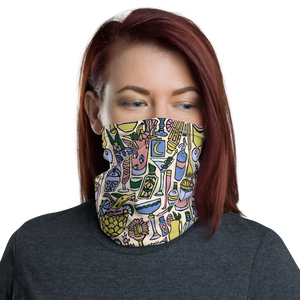 Cocktail Hour Neck Gaiter