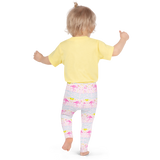 Flamingo Rays Kids Leggings