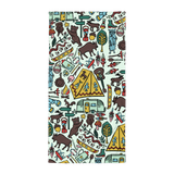 Whimsical Wilderness Towel