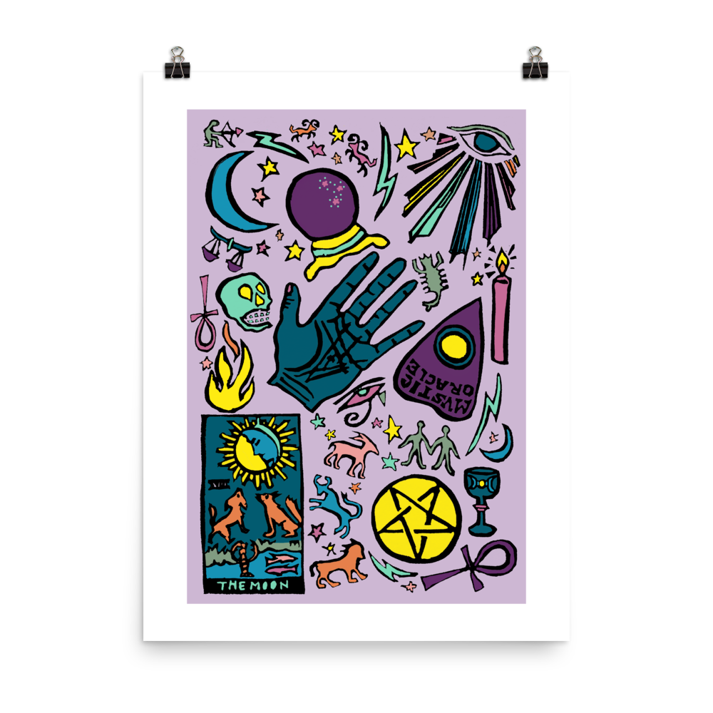 The Magic Spell You Cast Art Prints