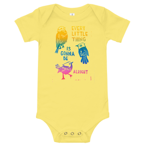 Every Little Thing Is Gonna Be Alright Onesie