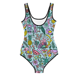 Tropical Fantasies Youth Swimsuit