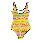 Handmade Love Papel Picado Youth Swimsuit